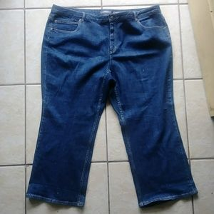 Liz Claiborne Plus Size Boot Cut Jeans